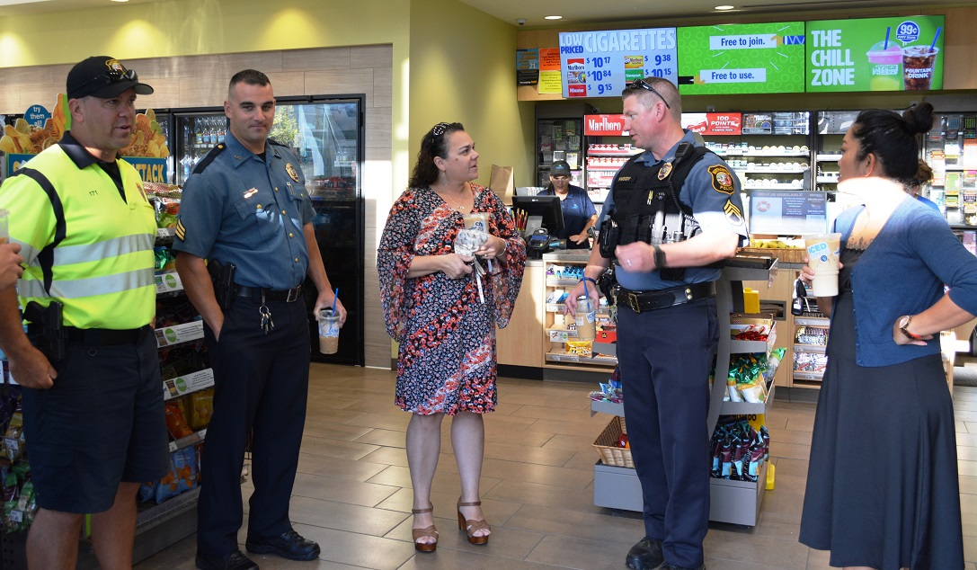 2019 Coffee with a Cop 2